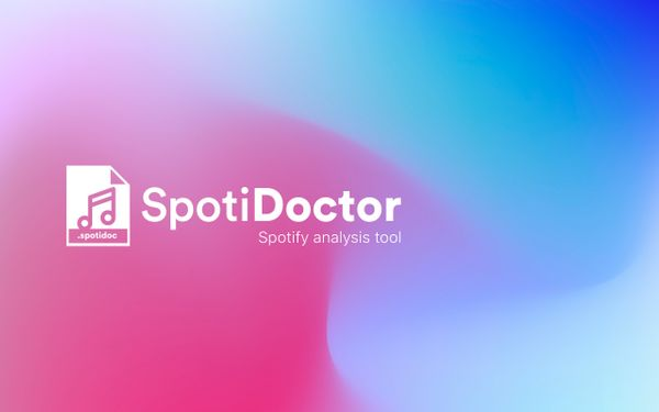 SPOTIDOCTOR - Get your Spotify Prescription and Improve your Numbers