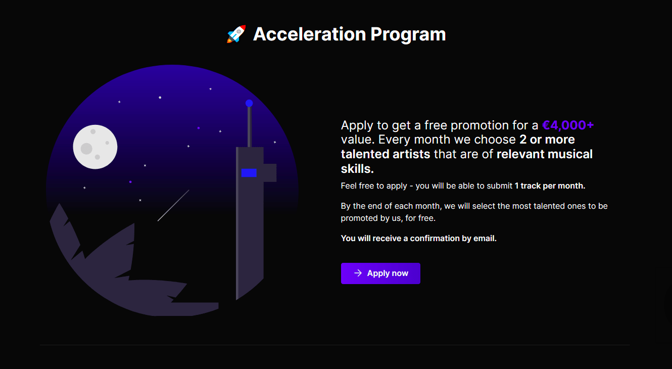 Accelerate your promotion with Matchfy